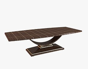 3D model Colombo Stile Decodieci Dinning Table