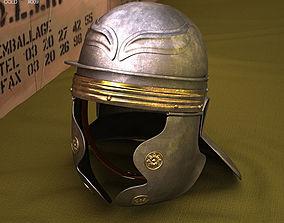 Roman Legionnaire Helmet 3D