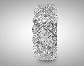 Jewelry Watch 3D model