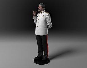 Stalin Figurine 3D printable model