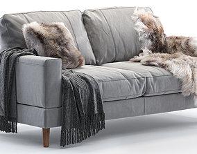 3D Capri sofa 183cm