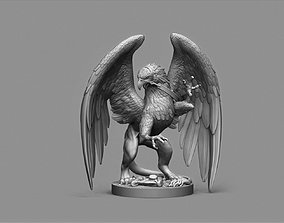 3D print model GRIFFIN eagle