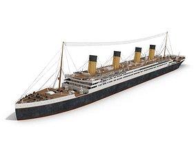 Titanic Ship 3D model
