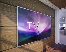 3D asset TV SHC Quick Office LM