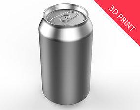 3D printable model pop Beverage Can 350ml