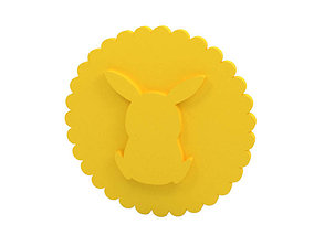 3D printable model kitchen pokemon Cookie stamp - Stamp