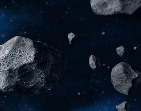 3D Asteroids