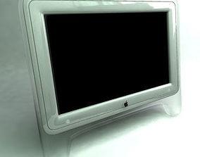 First Apple Cinema Display Display 3D model