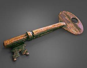 The Key 3D model