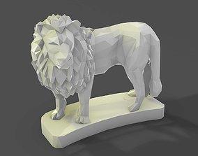 lion 1 3D print model