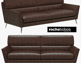 Roche Bobois TOCADE Large 3-seat sofa 3D model