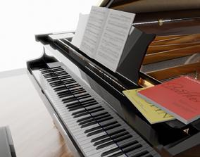 3D C Bechstein grand piano