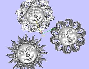 sun star 3D printable model