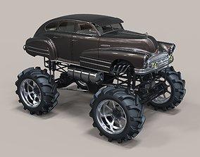 3D allterrain Monster truck