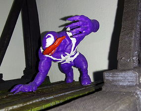 chibi venom 3D printable model