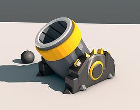 Amateur work of the clash of clans 3D model