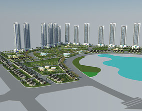 Project Urban by Duy 3D model
