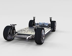 Tesla Model S Chassis rev
