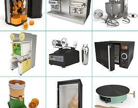 3D model shaker Professional Kitchen Equipment