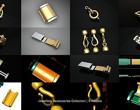 3D Jewellery Accessories Collection