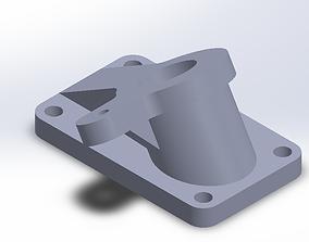 Engrane ISO 3D model