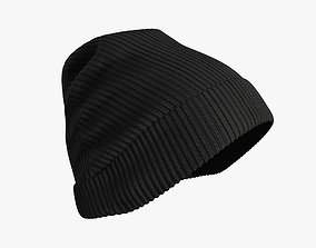 3D asset Winter Hat