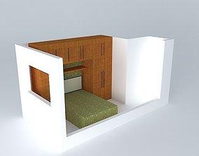 teresa bedroom 3D