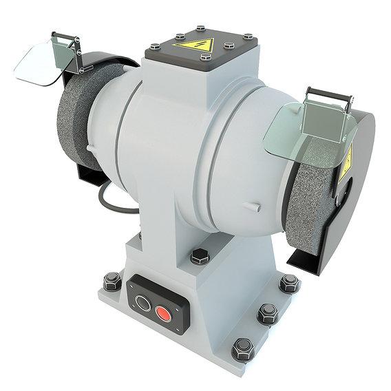 Industrial machine tool - Grinder machine