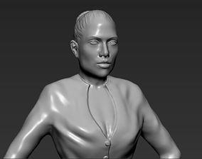 Jennifer Lopez 3D printing ready stl obj