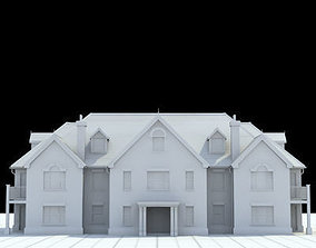 3D model great manor