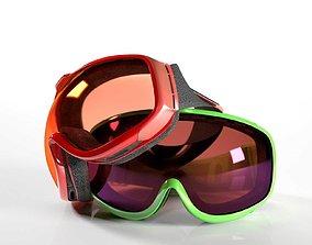 3D Hawkeye Snow Goggles