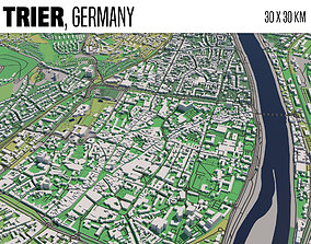 3D model Trier Germany