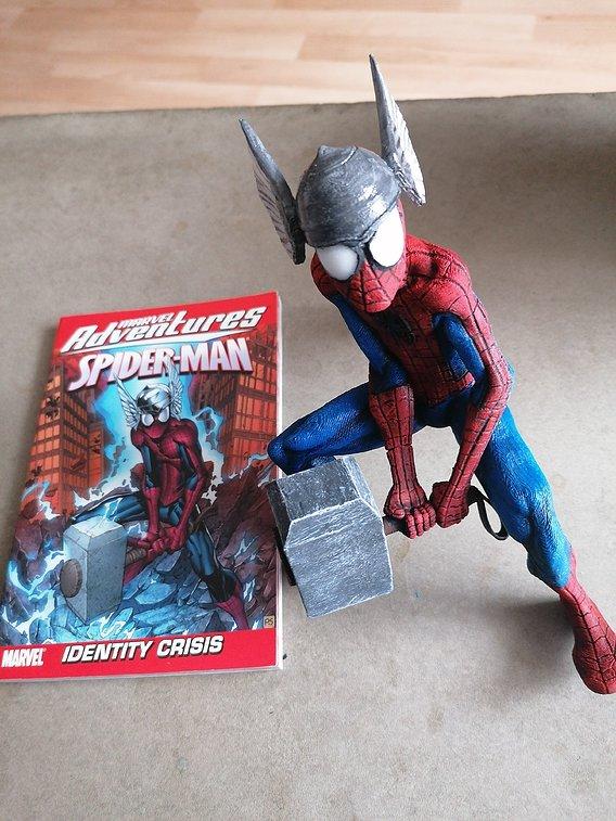 spiderman thir spider man