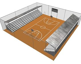 basketstade 3D model