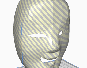 NohMaskFirstProject 3D print model