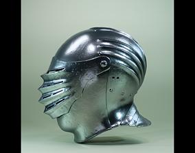 Maximilian Helmet 3D printable model tournament