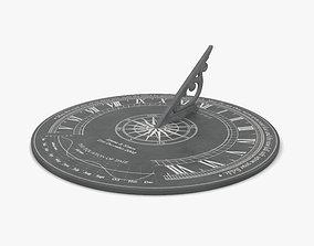 Sundial 3D