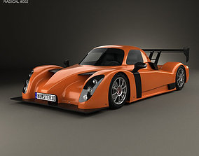 Radical RXC 2013 3D model