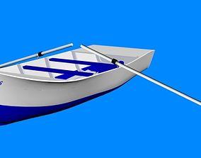 3D model Boat 4