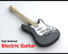 3D stratocaster Electric Guitar