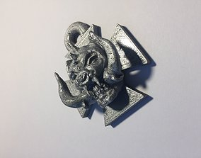 3D print model Motorheads Snaggletooth or Warpig keychain