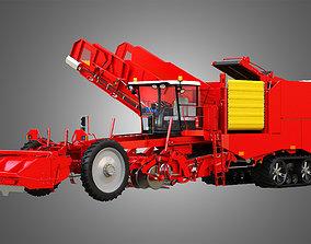 3D Varitron Potato Harvester