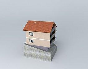 Osman House 3D