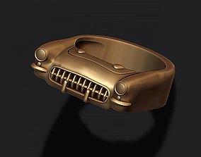 convertible car ring 8 3D printable model