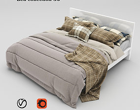 3D model Bed collection 36