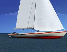 Buccaneer 18 V08 3D model