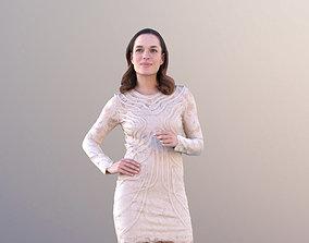 Juliette 10780 - Standing Elegant Woman 3D model