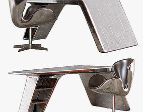 3D model Aviator Desk