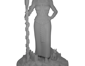 God Bastet 3D print model