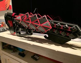 Outbreak Perfected Destiny 2 3D printable model